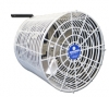 8 in. Schaefer Versa Kool circulation fan wired with cord. FREE SHIPPING.